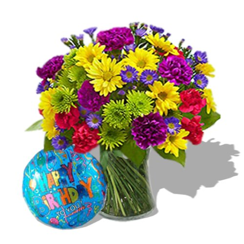 Birthday Bouquet by Send Gifts