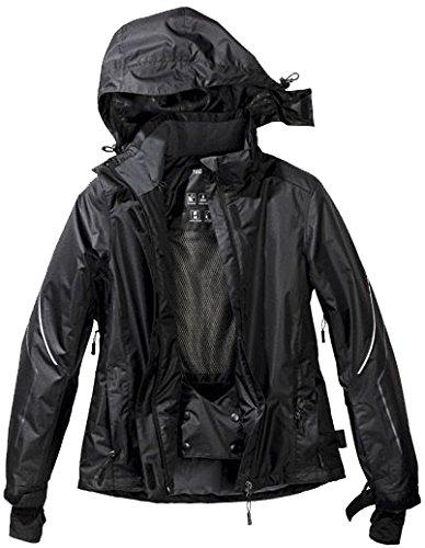 Crivit® Mujer Chaqueta de esquí con Bionic® Acabado Eco, invierno, mujer, color Negro - negro, tamaño 40: Amazon.es: Deportes y aire libre
