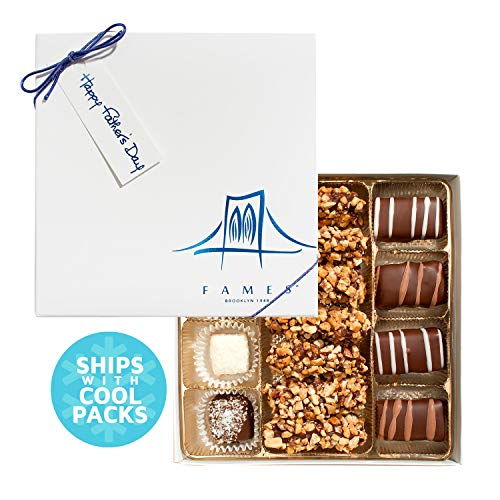 - Happy Father's Day Gift Box - Delight Your Favorite Dad With A Gourmet Father's day Chocolate Gift