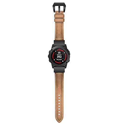 Amazon.com : Sodoop Compatible for Garmin Fenix 5X/5X Plus ...