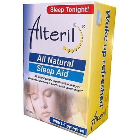 Alteril Sleep Aid, 180-Count Box by Alteril by Alteril