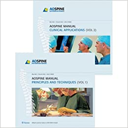 Buy AO Spine Manual, Books and DVD Book Online at Low Prices