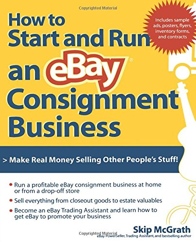 How To Start And Run An Ebay Consignment Business Skip Mcgrath
