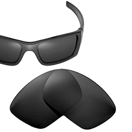 8140c305bfa34 Cofery Replacement Lenses for Oakley Fuel Cell Sunglasses - Multiple  Options Available (Black - Non