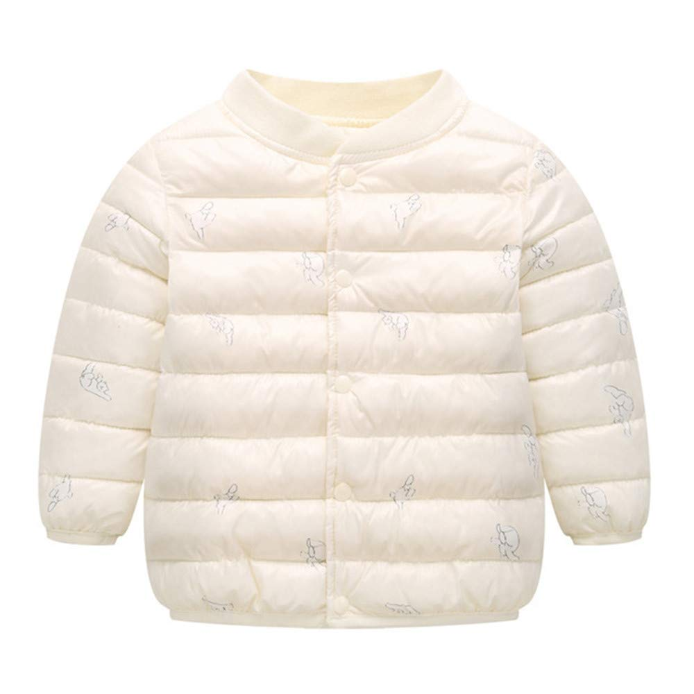 2ed2bfc366b7 Amazon.com   Baby Boys Girls Warm Outwear Coat Clothes