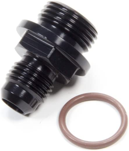 Fragola 460810-BL Black Adapter Fitting