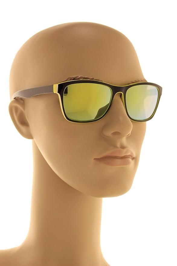 Sonnenbrille UAD247F1 unisex Damen und Herren Brille Fassung schwarz ...