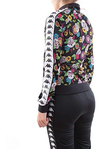 Kappa Kappa Kappa BANDA black fancy 910 WANNISTON Felpa 222 303UUW0 GRAPHIC Donna rOxqvwr7E