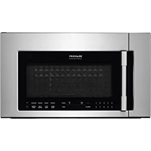 """Frigidaire Professional FPBM3077RF 30"""" Over-The-Range Microwave in Stainless Steel"""