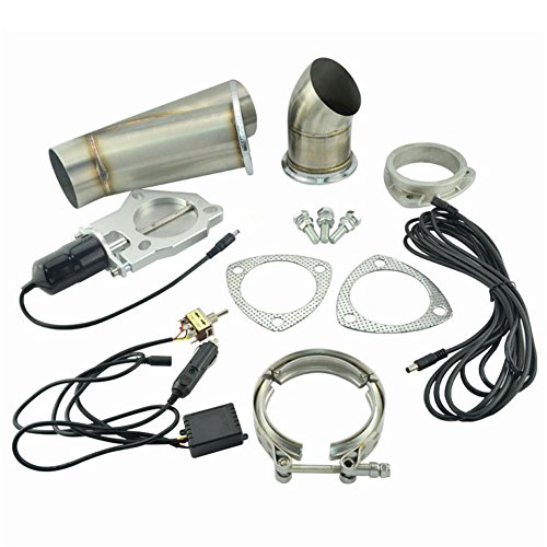 Evil Energy 3 Inch Exhaust Cutout Manual Valve Kit