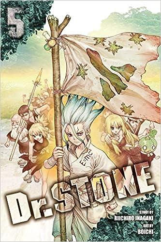 Dr Stone Vol 5 5 Riichiro Inagaki Boichi 9781974705016
