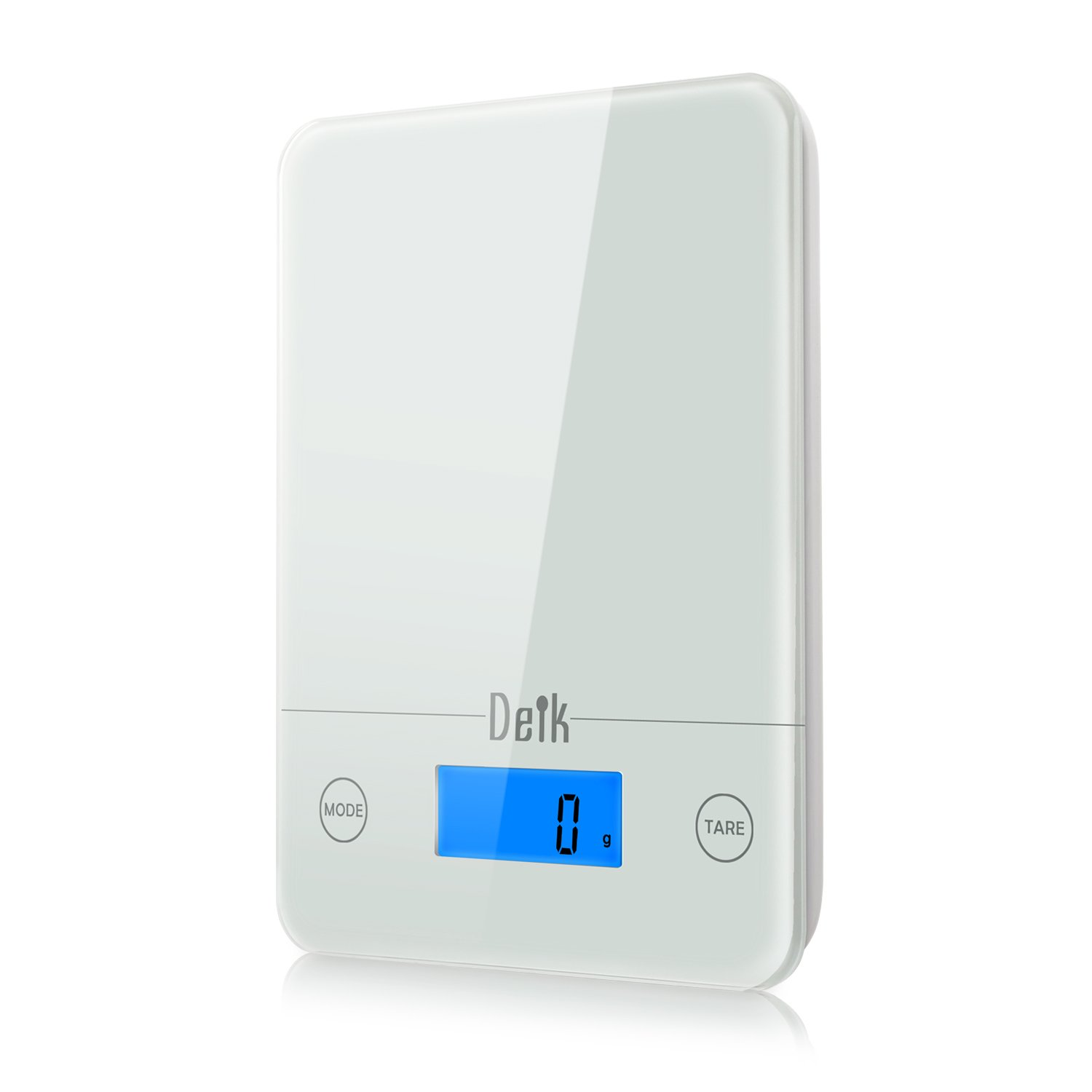 Deik Digital Touch Kitchen And Food Scale (5Kg/11Lb) Tempered Glass In Clean .. 14