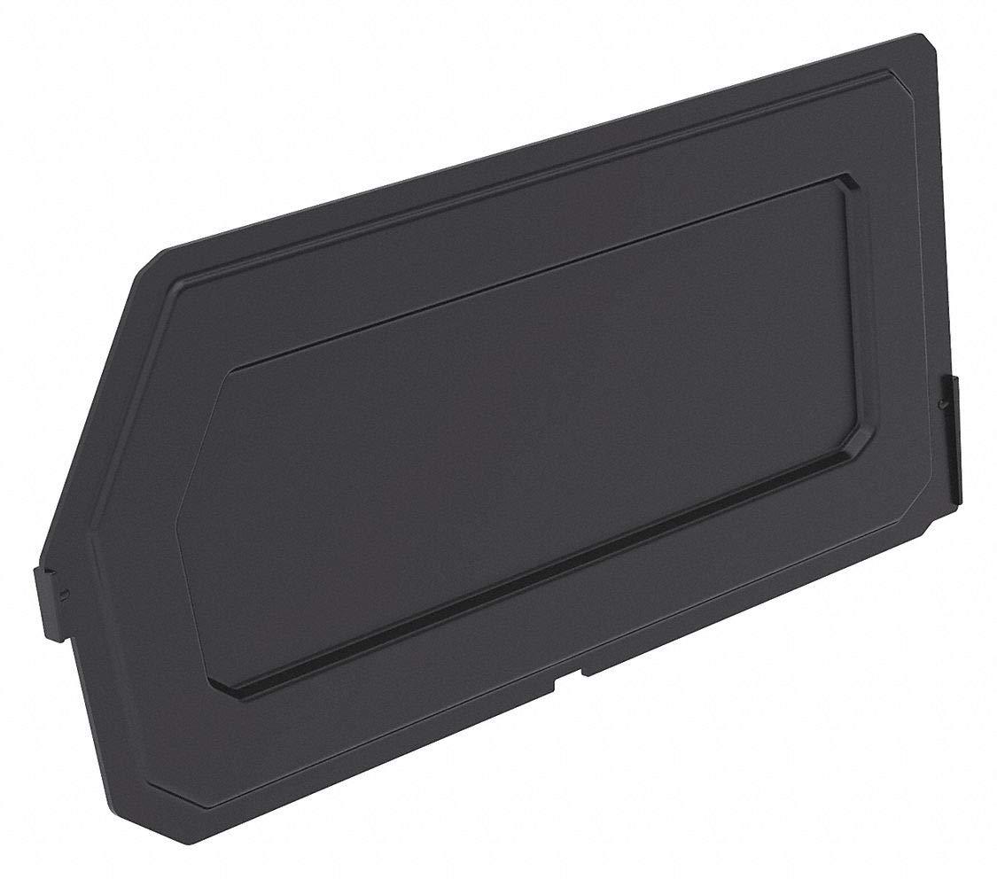 Black Divider, 8PK pack of 5