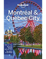 Lonely Planet Montreal & Quebec City 5 5th Ed.