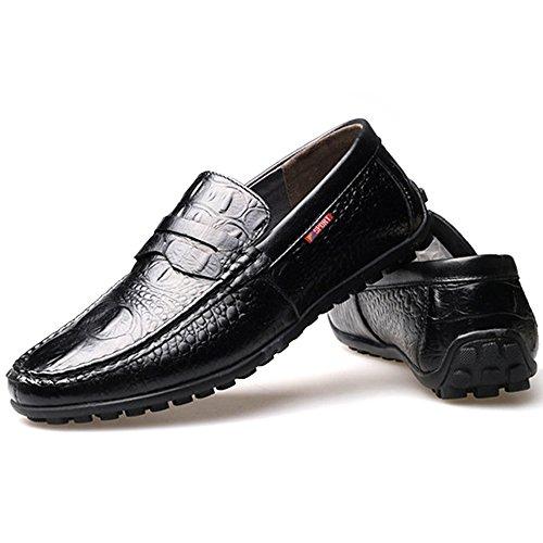 e309b6add1e0 new REETENE Men s Casual Loafers Flats Driving Slip-on Shoes ...