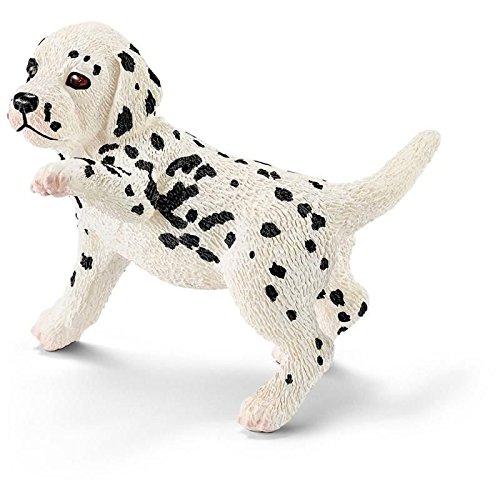 - Schleich North America Dalmatian Puppy Toy Figure