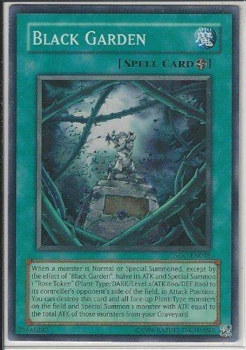 Yu-Gi-Oh! - Black Garden (CSOC-EN048) - Crossroads of Chaos - Unlimited Edition - Super Rare