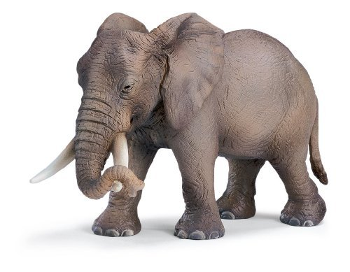 African Elephant female (Schleich African Male Elephant)