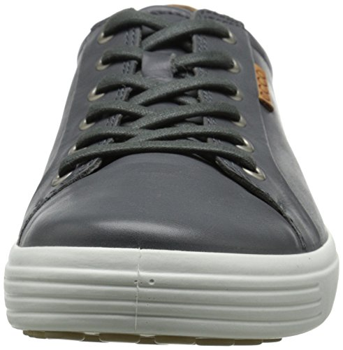 Ecco Herren Soft 7 Mens Low-Top Grau (1602DARK SHADOW)