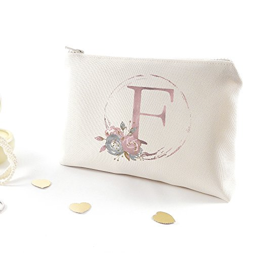Personalized bridal bag - Customized gift for bridesmaid (Letter - Customised Customized