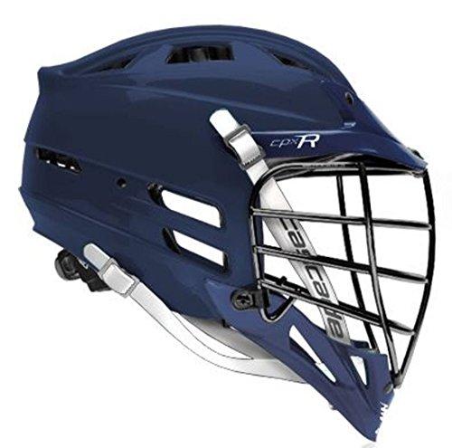 Cascade CPX-R Lacrosse Helmet w/ Black Mask - Navy Blue