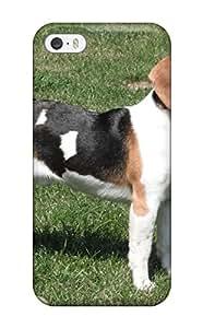 Case Cover Deidara's Shop 9304993K19317195 Iphone 5/5s Well-designed Hard Case Cover Beagle Dog Protector