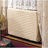 Air Conditioner Cover (Beige) (Large - 18 -20'H x 26 -28'W x 2'D)