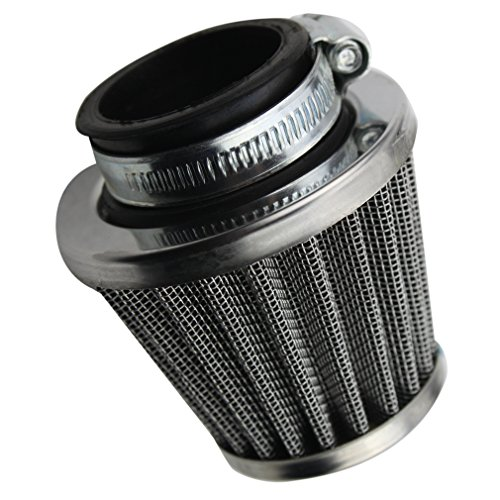 GOOFIT 38mm Air Filter for GY6 CG 150 Moped Scooter ATV Dirt Bike (Air Mm Filter Cone Intake)