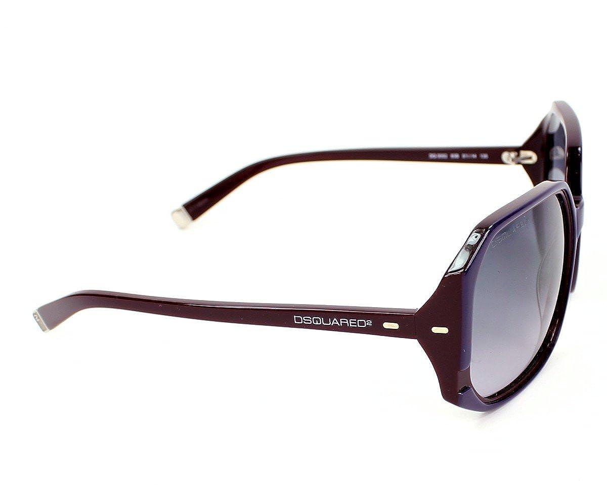 Amazon.com: Dsquared2 Gafas de sol DQ0052 83B: Clothing