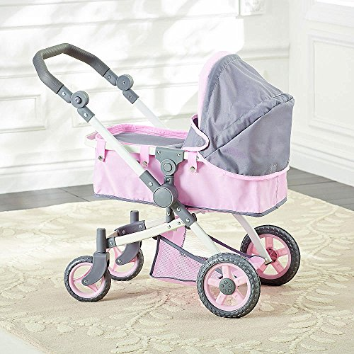 Baby So Sweet Premium Doll Pram by Toys R Us