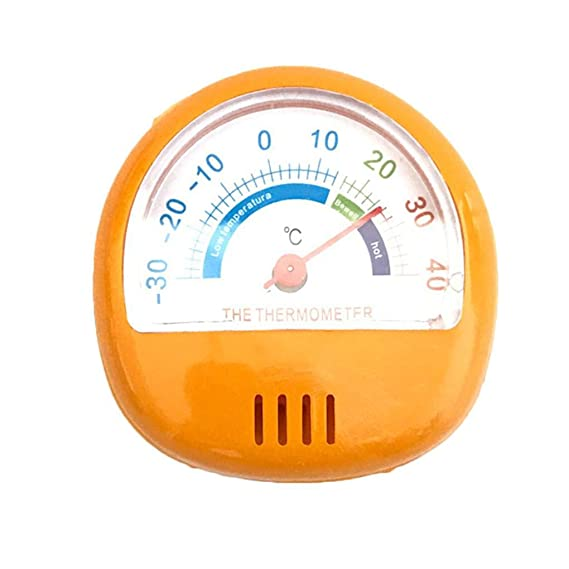 Uoki - Mini Esfera con Puntero para frigorífico y termómetro, 3 ...