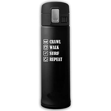 Amazon com: Aiw Wfdnn Vacuum Insulated Thermos Cup Crawl