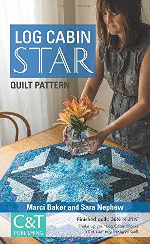 Download Log Cabin Star Quilt Pattern pdf