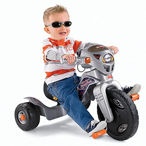 - Fisher-Price Harley-Davidson Lights & Sounds Trike