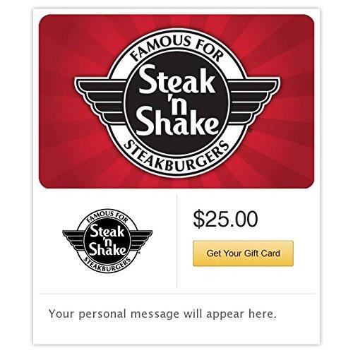 Amazon.com: Steak 'n Shake Gift Cards Configuration Asin - E-mail ...