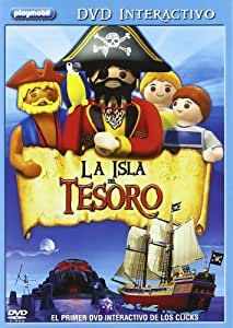 Playmobil: La isla del tesoro [DVD]