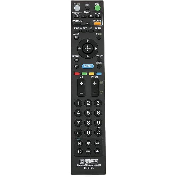 RM-ED007 RM-ED008 RM-ED010 RM-ED011 RM-ED013 RM-ED017 RM-ED035 RM-ED036 RM-ED044 RM-ED046 RM-ED047 RM-ED050 RM-ED052 RM-ED053 RM-ED054 RM-ED060 RM- ED061 RM-ED062 Control remoto para Sony Bravia TV: Amazon.es: Electrónica