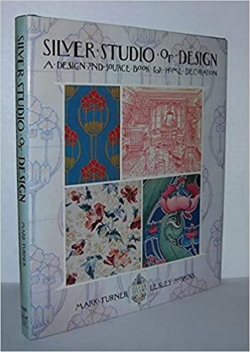 Silver Studio Of Design A Design And Source Book For Home
