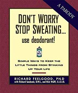 how to stop sweating without deodorant