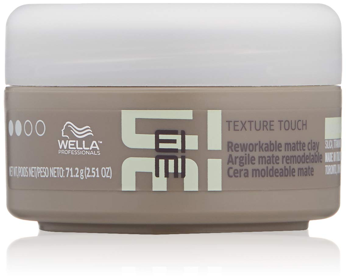 Wella EIMI Texture Touch Reworkable Matte Clay 71.2g/2.51oz by Wella