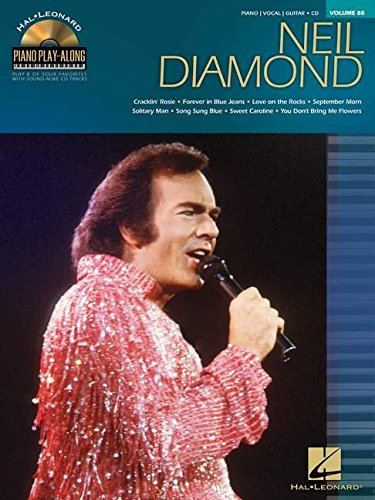 NEIL DIAMOND - PIANO PLAY-ALONG VOLUME 88 (Pkg Diamond)
