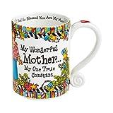 Suzy Toronto My Wonderful Mother My One True Constant Mug by Suzy Toronto