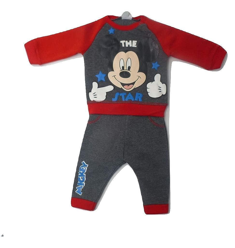Jogging B/éb/é Surv/êtement Mickey Mouse Gar/çon