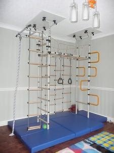 Indoor Climbing Frame Jungle Gym Amazon Co Uk Toys Amp Games