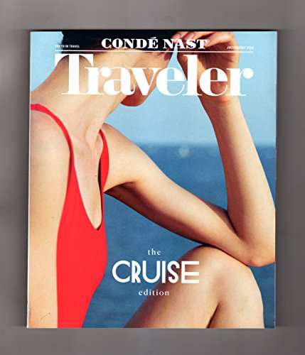 (Conde Nast Traveler July/August 2018 The Cruise Edition)