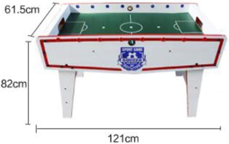 YIHGJJYP Futbolin Fútbol de Mesa para niños Billar Interior Juguetes Deportes Educativo Padre-Hijo Interactivo Máquina 8 Postes Adulto: Amazon.es: Hogar