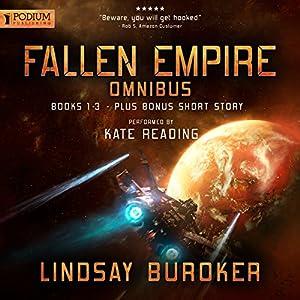 A Fallen Empire Omnibus Audiobook