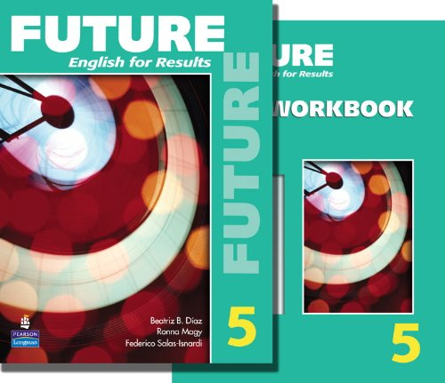 - Future 5 package: Student Book (with Practice Plus CD-ROM) and Workbook
