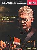 Jazz Improvisation for Guitar: A Harmonic Approach (Book & CD)