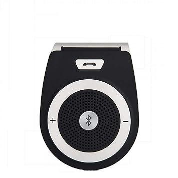 Kwolf - Altavoz Bluetooth para Coche, Kit de Altavoz, inalámbrico, Movimiento, Auto